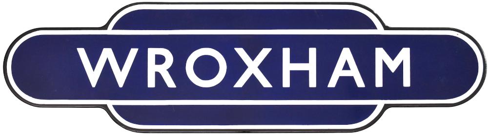 Wroxham totem