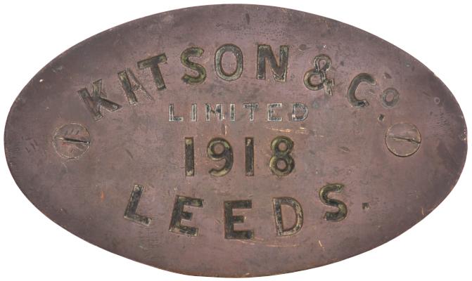 Kitson worksplate